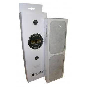 Wood's Elfi 300 - Filtr powietrza CARBON-ECOSORB CS 600g do oczyszczacza powietrza