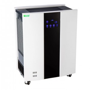 Super Air SA PRO 550 oczyszczacz powietrza (120m2)