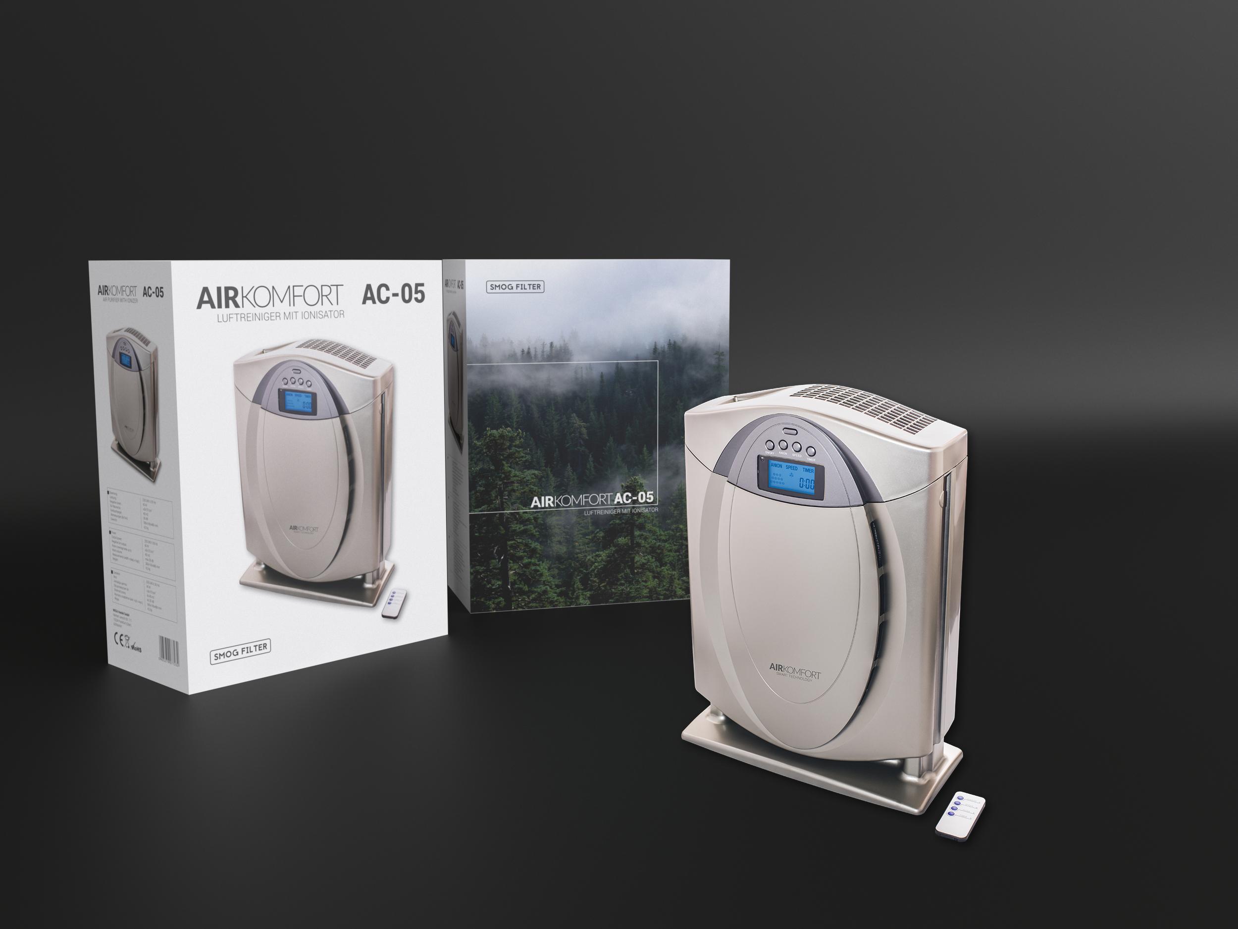 Airkomfort AC-05 zestaw