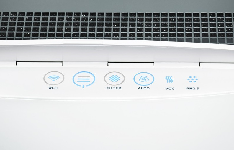 Panel Blueair 680i