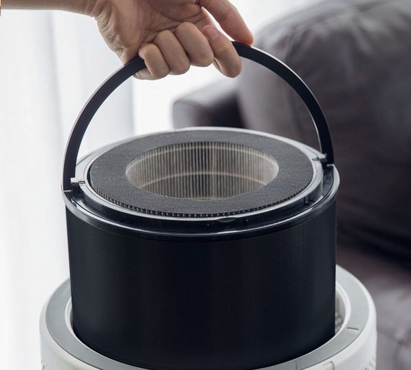 Filtry oczszczacza powietrza LIFAair LA502C