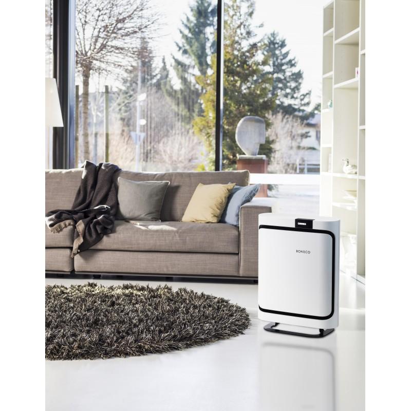 Oczyszczacz powietrza Boneco P400 w mieszkaniu