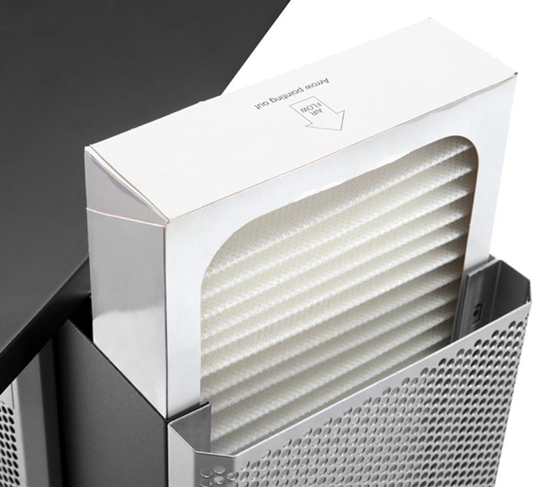 Oczyszczacz powietrza Wood's Elfi 900 filtr