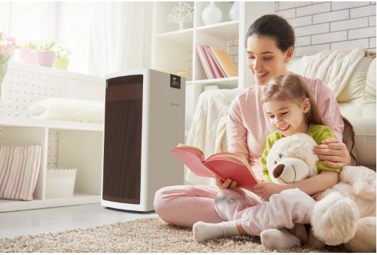 Oczyszczacz powietrza Boneco P700 bezpieczny dla dzieci